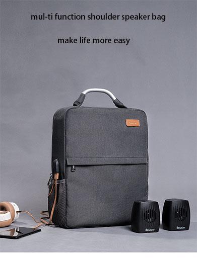 Image result for OneDer B1 Wireless Speaker Business Bag